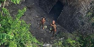 Beyaz Adamın Eli Yine Kanlı! Amazon'da Yaşayan Kabile Mensupları, Altın Madencileri Tarafından Öldürüldü
