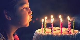 Doğum Günü Pastasına Mum Dikip Üflemeyi Sevenlerdenseniz Size Kötü Bir Haberimiz Var!