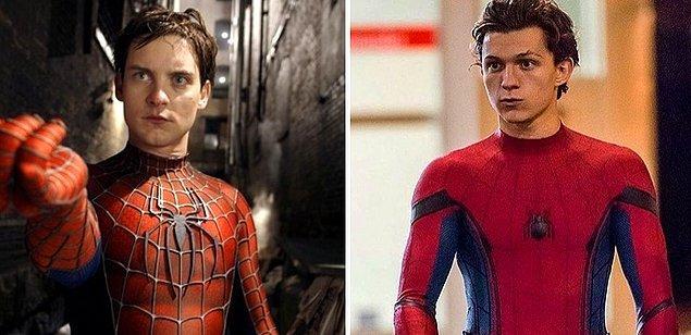 1. Spider Man 2002 / 2017
