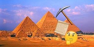 Arkeologlar, Keops Piramidi Olarak da Bilinen Büyük Piramit'in Nasıl İnşa Edildiğine Dair Keşiflerinin Müjdesini Verdi!
