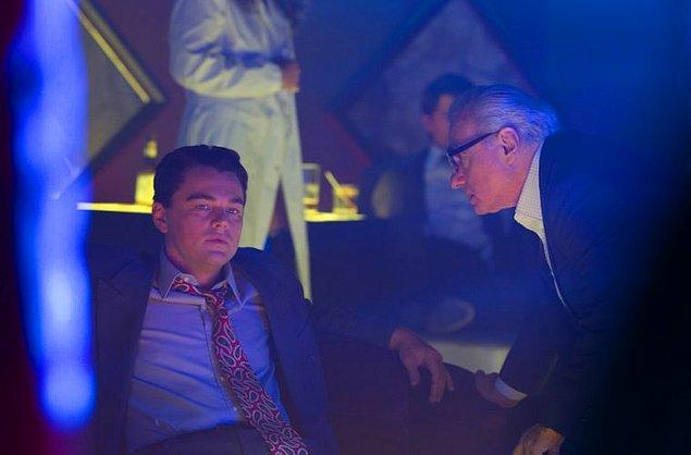 3. Martin Scorsese ve Leonardo DiCaprio tekrar aynı projede; Leo, ABD'nin 25. başkanı Theodore Roosevelt'i canlandıracak.