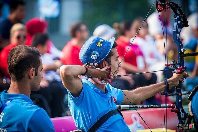 Çin'in başkenti Pekin'de gerçekleştirilen Paralimpik Okçuluk Dünya Şampiyonası'nda millilerimiz, 2 dünya rekoru kırarak şampiyon oldu.