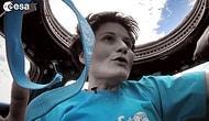 Arabistan'da Kadınlara İlk Defa Araba Kullanma Hakkı Verildiği Sırada İtalyan Astronot Uzayda Şarkı Söylüyordu!