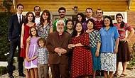 Evlerini Yuva Yapmış ve Kalabalık Ailelere Özendirmiş 21 Yerli Dizi