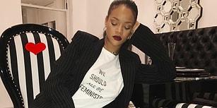 Her Yer Slogan, Her Yer Güzellik! Sloganlı Kıyafetleri Sokaklara Taşıyan 15 Ünlü Kadın