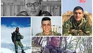 İyi Uykular Türkiye... Son 1 Haftada Yaşanan Terör Saldırılarında 14 Asker Şehit Düştü