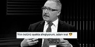 Sosyal Medyanın Gündemi: Parodi Hesabı Gerçek Sanıp Canlı Yayında 'Trollenen' Abdulkadir Selvi