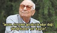 Büyük Üstat Yaşar Kemal'in Bir Tarihi Yansıtan, Asla Unutulmayacak 15 Mükemmel Sözü
