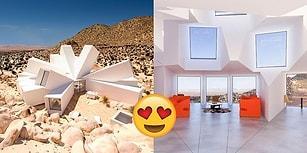 İç Tasarımı da Dışı Kadar Etkileyici: Bir Mimarın Kargo Konteynerlarından Tasarladığı Ev