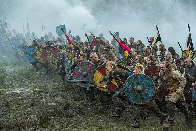 """""""Vikingler, İslamiyet ve cennet hayatından etkilendi"""""""
