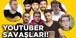 Youtube Türkiye Birbirine Girdi:'Diss'leşmeler Nasıl Başladı, Nasıl İlerledi, Nasıl Sonlandı?