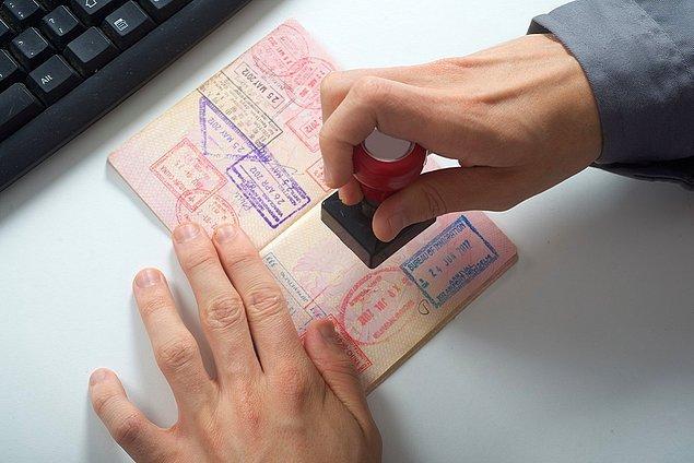 Türk vatandaşları bugün itibariyle Türkiye'de ABD vizesi başvurusu da yapamayacak.
