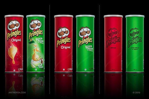 17. Pringles