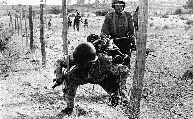 4. Kıbrıs Barış Harekatı, silah ambargosu ve İncirlik Üssü'yle diğer askeri üslerin ABD kullanımına kapatılması.