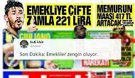 Sosyal Medya Gündemi: Bir Vatandaşın Gözünden Takvim Gazetesinin 'Emekliye Müjde' Haberleri