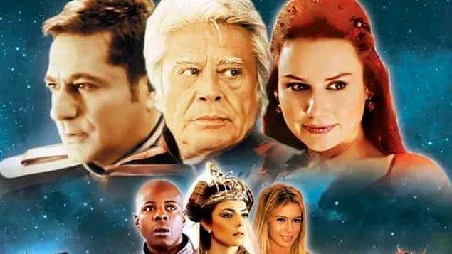 6. Dünyayı Kurtaran Adamın Oğlu (IMDb Puanı: 1,9)