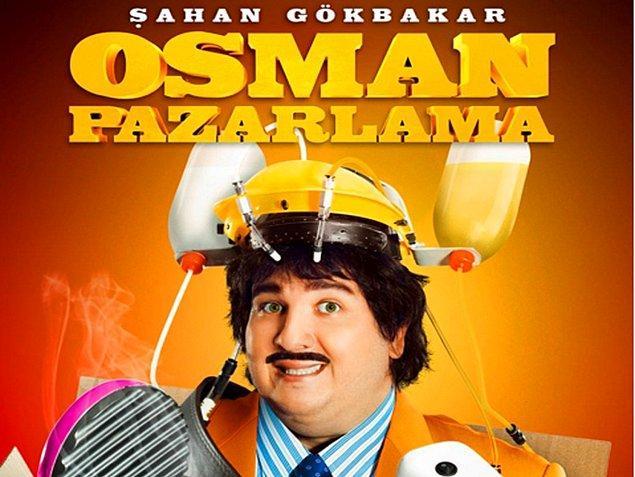 22. Osman Pazarlama (IMDb Puanı: 3,2)