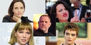 Hollywood'un Oscar Ödüllü Yapımcısı Harvey Weinstein Taciz ve Tecavüzle Suçlanıyor!