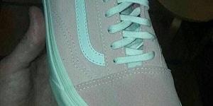 Renk Savaşları Başladı! Bu Ayakkabıyı Pembe-Beyaz mı, Yoksa Gri-Turkuaz mı Görüyorsunuz?