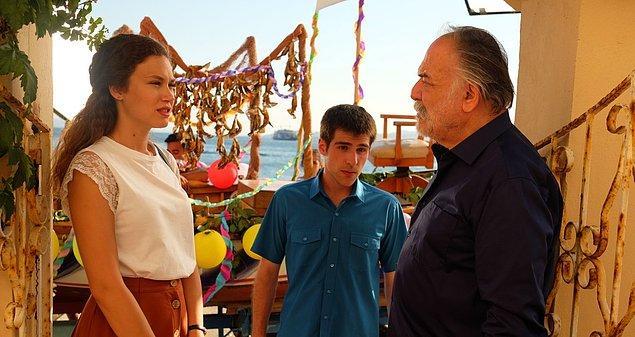 Yönetmenliğini Nihat Durak'ın, senaristliğini ise Nail Pelivan'ın üstlendiği film geçtiğimiz hafta vizyona girdi.