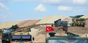 TSK'dan 'İdlib' Açıklaması ve Fotoğraf Paylaşımı: Gözlem Noktaları Oluşturulmaya Başlandı