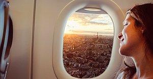 Uçakla Seyahat Etmenin Keyfinin Bir Başka Olduğunun 11 Kanıtı