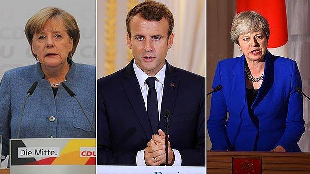 Üç ülkeden anlaşmaya bağlılık açıklaması