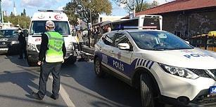 Ne Zaman Önlem Alınacak? Beşiktaş'ta Beton Mikseri Bir Kadını Öldürdü, Sürücü Kaçtı...