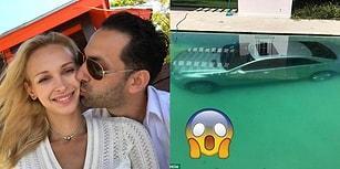 İntikamın Böylesi: Reddedilen Kadın, Sevgilisinin 100.000 Dolarlık Arabasını Havuza Attı!