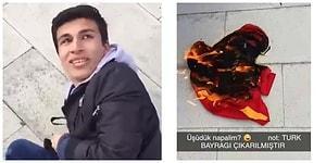 Düpedüz Eşkıyalık! Konya'da Öğrenci Olduğunu Söyleyen Galatasaraylı Taraftara Acımasız Saldırı