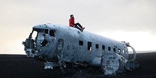 Buz ve Ateş Diyarı İzlanda'da 1200 Km Yolculuk Yapan Gezginin Gözünden 24 Fotoğraf
