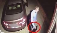Şeytanın Bile Aklına Gelmeyecek Yöntemle 400.000 Liralık Lüks Otomobili 1 Dakikada Çalan Hırsızlar!