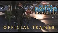 Black Panther Filminden Yeni Fragman!