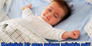 Yalnız Değilsiniz: Bebeğini Uyutmada Zorluk Yaşayanlar İçin Temel Bilgiler