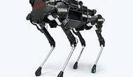 Çinli Şirketten Dört Bacaklı Robot: Laikago