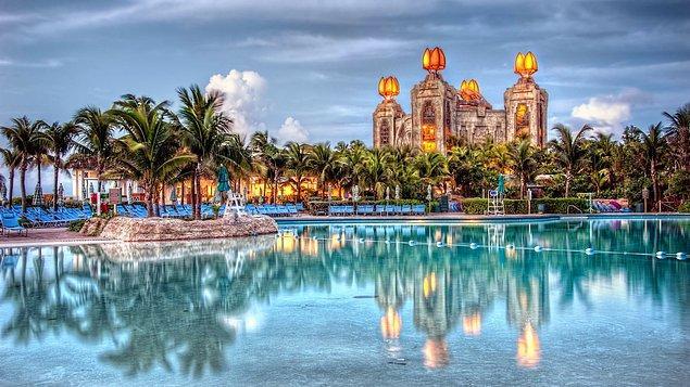 Kalite ve tatilin birleştiği yer: Bahamalar!