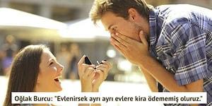 İstemeyi Bileceksin! En İsteksizleri Dahil 12 Burcu Evliliğe İkna Edecek Büyülü Cümleler