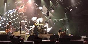 Foo Fighters, Sahneye Çıkardığı Hayranına 'Under Pressure' Şarkısında Bateri Çaldırdı