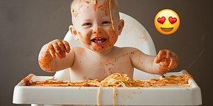 Çocuğunun Peşinden Elde Yemekle Koşmak İstemeyenler Toplaşın! BLW Yöntemi Tam Size Göre