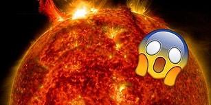 Bilim İnsanları Uyardı: Her An Yaşanabilecek Güneş Patlaması Tüm Medeniyetimizi Yok Edebilir!
