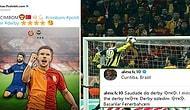 Dünya Derbisi Öncesi Büyük Heyecan! İşte Futbolseverlerin Sosyal Medya Paylaşımları