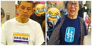 Çin'deki İngilizce Yazılı Tişörtleri Ne Anlama Geldiğini Bilmeden Giyen 19 Talihsiz