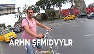 İstanbul Trafiğinde Bir Motorcu Tarafından Kaydedilen Dünyanın En Garip 1 Dakika 50 Saniyesi