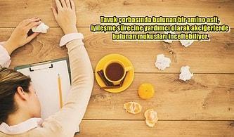 Bu Havalar Bizi Hasta Ediyor! Hastayken Sizi Anne Gibi Sarıp Sarmalayacak 18 Tavsiye