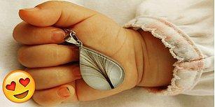 Anne Sütü ve Bebek Saçından Yapılan Aile Yadigarı Mücevherler: Milky Jewels!