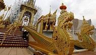 Dansçılar, Heykeller, Savaş Arabaları: Tayland'da 90 Milyon Dolarlık  Kraliyet Cenazesi