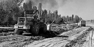 Karayolları 'Yol Genişletiyoruz' Dedi: 7 Bin Yıllık Araklı Höyüğü Yok Edildi