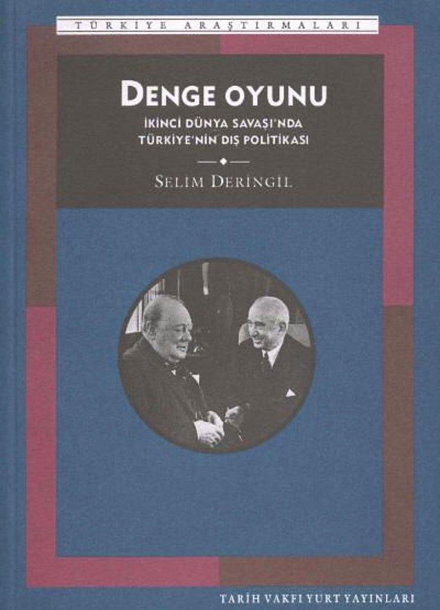 15. Denge Oyunu - Selim Deringil