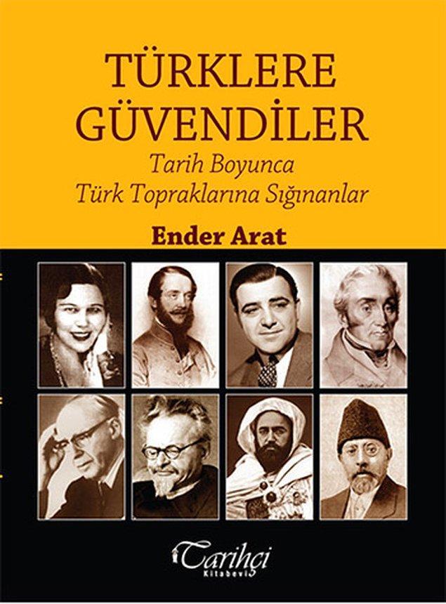 16. Türklere Güvendiler - Ender Arat