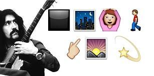 Barış Manço  Şarkılarını Emojilerden Tahmin Edebilecek misin?